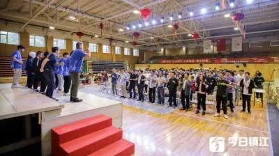省青少年机器人集训营活动在镇举行