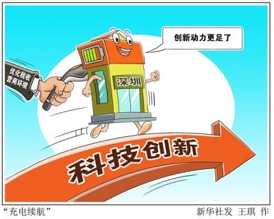 """优化税收营商环境为创新之城深圳""""充电续航"""""""