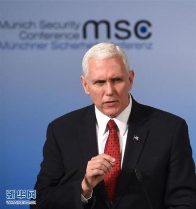 美国副总统彭斯不会自我隔离 其四名亲信幕僚新冠检测已呈阳性