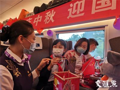 10月1日创下单日客发量最高纪录 长三角铁路中秋国庆假日客流红火