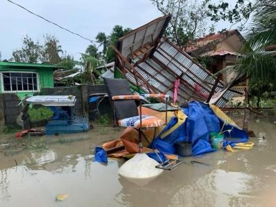 """第18号台风""""莫拉菲""""已致菲律宾22人死亡"""