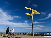 新西兰北岛最北端——雷恩加角
