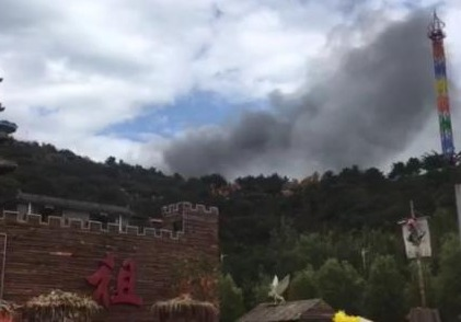 山西致13死火灾景区全面关停,负责人被移送公安