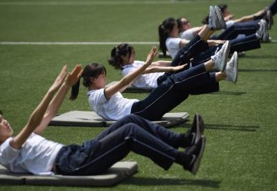 中考体育分值提升到100分,云南开始听证