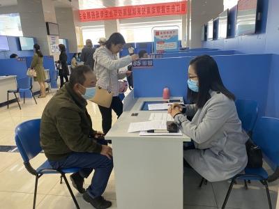 镇江举办市县联动高校毕业生专场招聘会