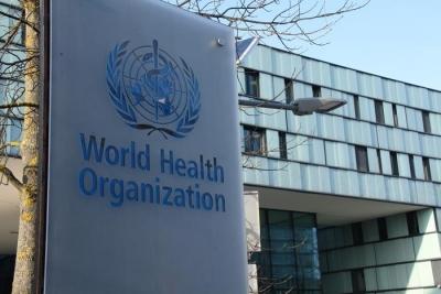 世卫组织:全球新冠确诊超4066万例,死亡超112万例
