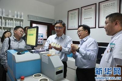 中医医疗机构增至6万多个 我国中医药服务能力持续提升