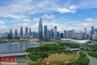 境外媒体:深圳力争成为全球科创领先者