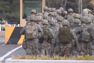 驻韩美军新增22例新冠肺炎确诊病例