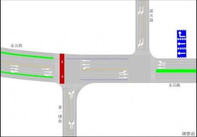 提醒 | 镇江市区部分路口渠划有调整 出行需注意