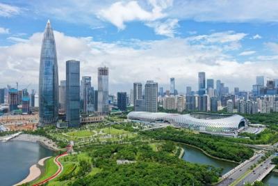 中国经济呈现绿色复苏特征