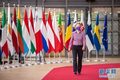 欧委会主席冯德莱恩半月内第二次自我隔离
