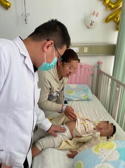 气温忽上忽下,肠套叠患儿增多  医生提醒:宝宝阵发性腹痛哭闹,需考虑肠套叠可能