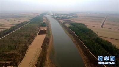 陕西延安引黄工程水库试蓄水成功 50万人将饮黄河水