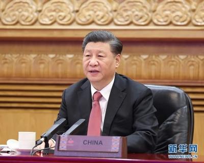 """""""四个比喻"""",总书记阐述亚太合作中国方案"""