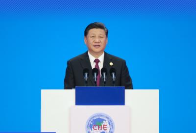 习近平将在第三届中国国际进口博览会开幕式上通过视频发表主旨演讲