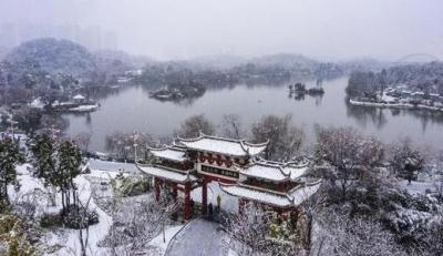 江苏今年的初雪要来啦,就在今天,是你的家乡吗