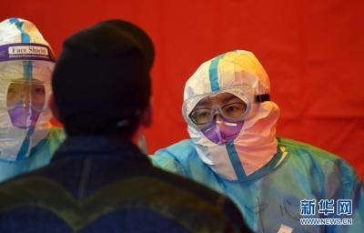 上海公布15416名相关人员筛查情况,新增1例本地新冠肺炎确诊病例