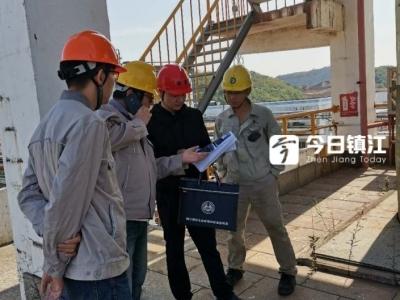 镇江新区:寓监管于服务 护航企业安全绿色发展