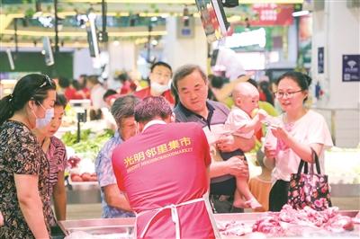 菜市场华丽转型,托起百姓幸福生活