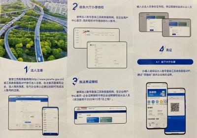 """江苏交通运输电子证照""""苏服码"""" 在长三角地区通用"""