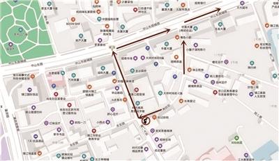 南门大街寿邱街路口早晚高峰要禁左 方案初步拟定