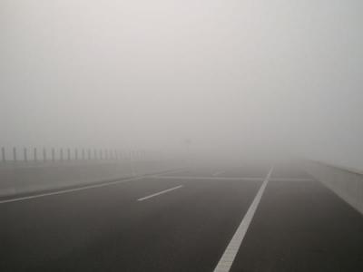 大雾+降温!受雾霾影响,江苏大部分地区部分高速公路道路封闭