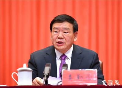娄勤俭:关于《中共江苏省委关于制定江苏省国民经济和社会发展第十四个五年规划和二〇三五年远景目标的建议》的说明