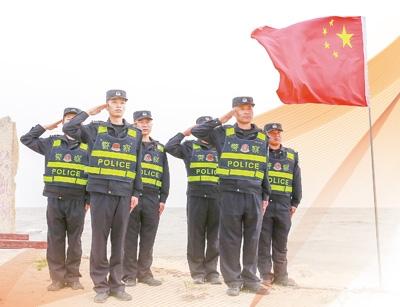 法治中国 步履铿锵