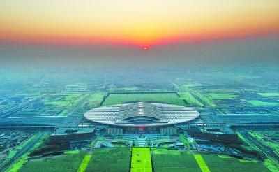 京雄城际铁路全线开通运营 智能设计彰显中国智慧