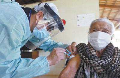 巴西再次批准一批中国新冠疫苗紧急使用许可
