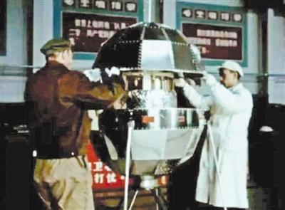 """从东方红一号到嫦娥五号,中国空间技术研究院创造中国航天史上众多第一50年放飞300""""星""""(科技视点)"""