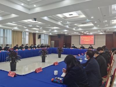 镇江市召开政务服务分中心一体化管理座谈会暨分中心集中授牌仪式