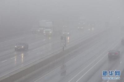 江苏高速公路因雾霾特级管制均已解除,道路通行逐步恢复正常