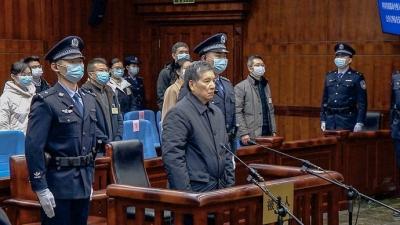云南省委原书记秦光荣受贿案一审宣判,获刑七年