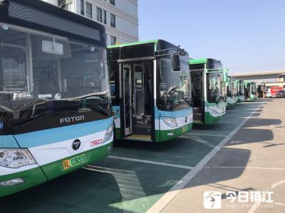 周知!东吴路7条公交线路恢复原线运行