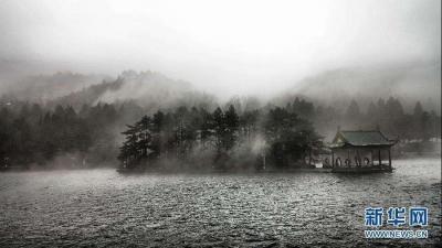 江苏淮河以南地区明后两天多阴雨天气,28日全省转晴