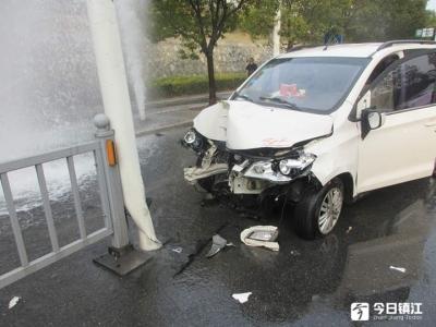"""这起""""斑马线""""上的交通事故 应该引起重视"""