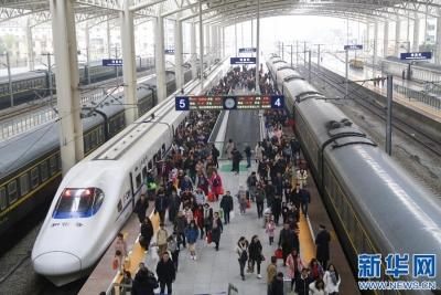 2021年春运期间预计发送旅客17亿人次左右