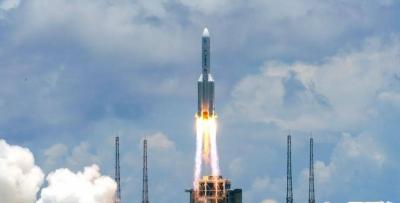 """天问一号""""奔火"""" """"太空刹车""""成功 计划于今年5至6月择机实施火星着陆"""