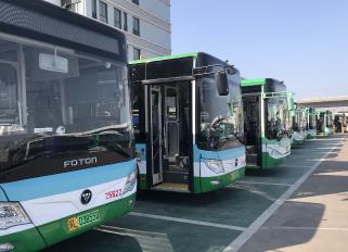 关于公交40路临时缩线运行的通告