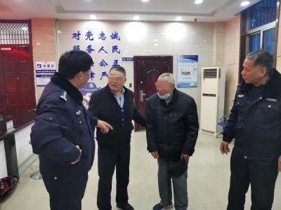 大年三十85岁老人迷路,警民暖心救助找到家人