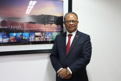 東帝汶駐華大使:祝賀中國脫貧攻堅取得卓越成就