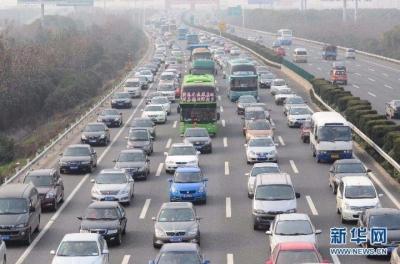 春节假期前四天全国道路交通安全形势平稳