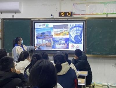 """江大学子寒假实践讲述""""江大故事"""""""