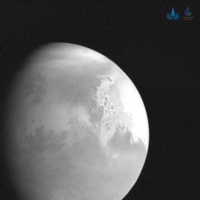 环绕火星,成功!