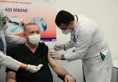 土耳其研究显示:中国新冠疫苗在临床试验中预防了重疾