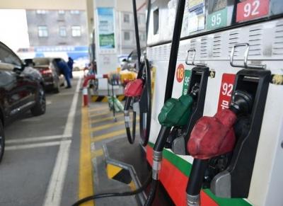3月3日国内汽柴油价每吨或上调约270元