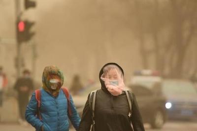 近10年最強沙塵天氣襲來!為何強勢出現?專家解析