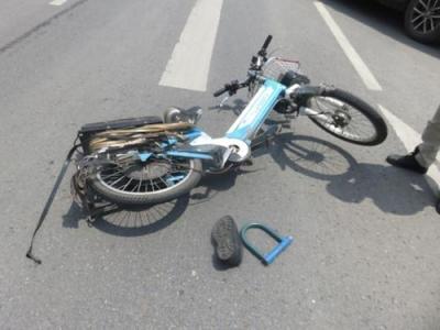 江蘇中小學生交通事故中 騎乘電動自行車事故超六成